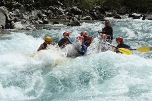 Раафтинг по река Дрина